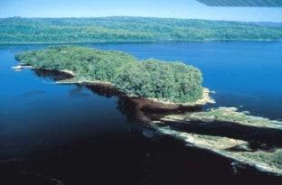 Sarah Island Historic Site, Macquarie Harbour